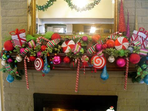 candyland christmas decorations ideas home