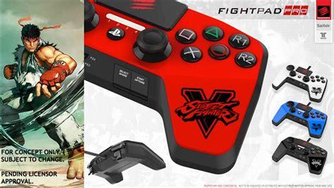 Pro Controller Ps4 Fighting Madcatz new ps4 mad catz fight pad shoryuken