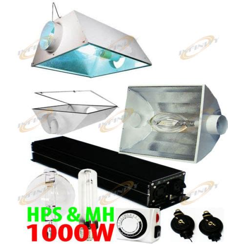 Lu Hid Infinity hydroponic grow equipment