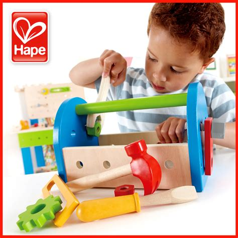 aliexpress buy hape tool box child educational