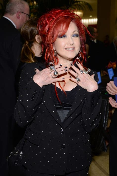 Grammy Awards Cyndi Lauper by Cyndi Lauper Photos Photos The 56th Annual Grammy Awards