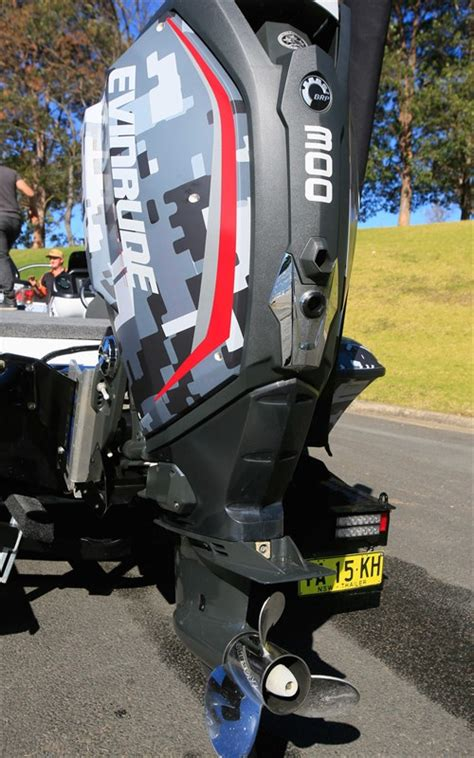 300 hp outboard motor 721 proxp bass boat review trade boats australia
