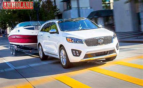 Kia Sorento V6 Towing Capacity 2016 Kia Sorento Crossover Suv Review Survival