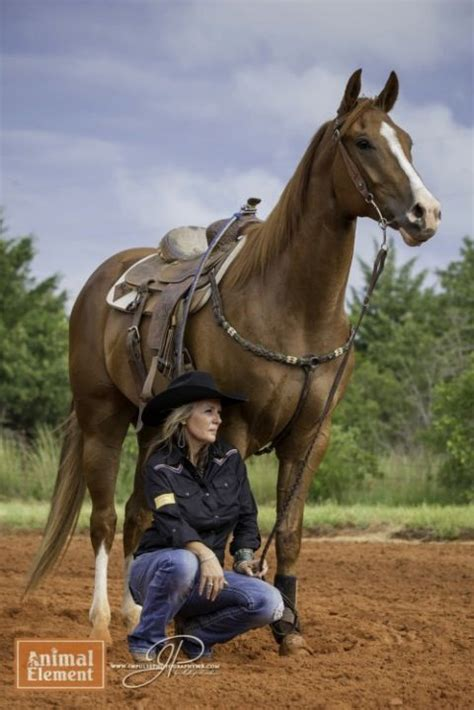 Detox Equine by Barrel Racing Nfr Sorrel With West On