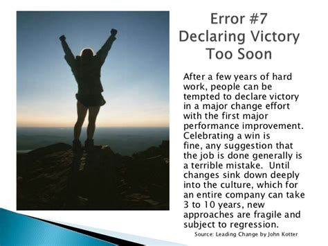 kotter reasons why change fails 8 reasons why organizations fail to change