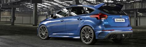 2016 Focus Rs Horsepower by Awd 2016 Ford Focus Rs Will Produce At Least 320