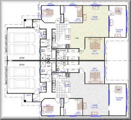 Builder House Plans 3modern 6 Bedroom Duplex Kit Home Design