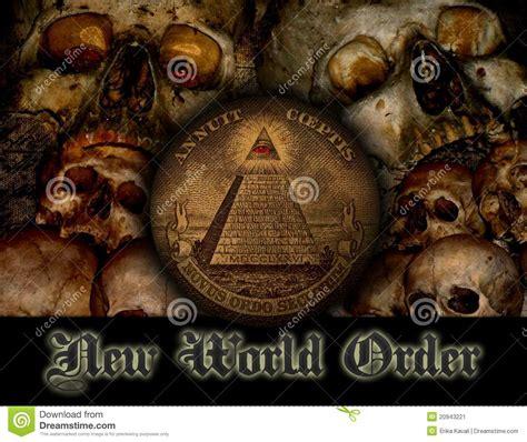 New World Order Stock Image Image 20943221 Illuminati New World Order 2012