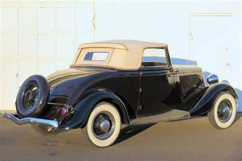 ford cabriolet cars for sale 1934 project for sale autos post