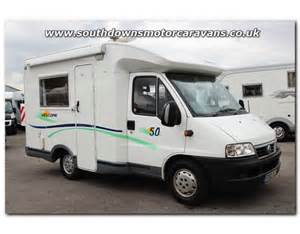 used chausson welcome 50 u200506 low profile motorhome