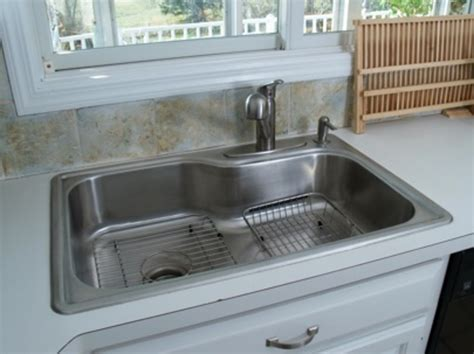 replacing kitchen sink how to simple steps to replacing a kitchen sink howtoi