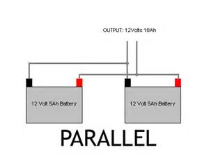 wiring batteries in series and parallel wiring free engine image for user manual