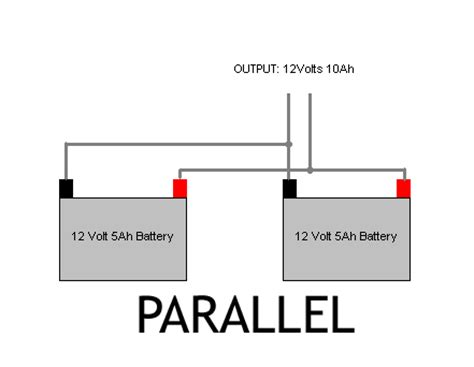 wiring in parallel diagram get free image about wiring
