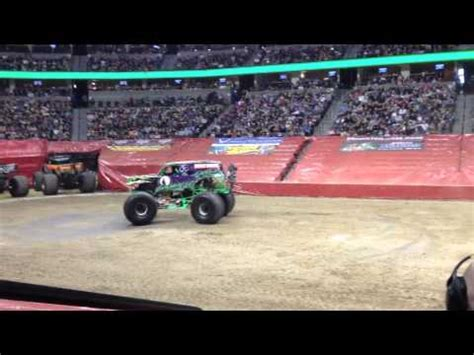 Monster Truck Show Denver Youtube