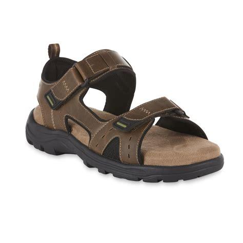mens sandals thom mcan s holden brown sport sandal