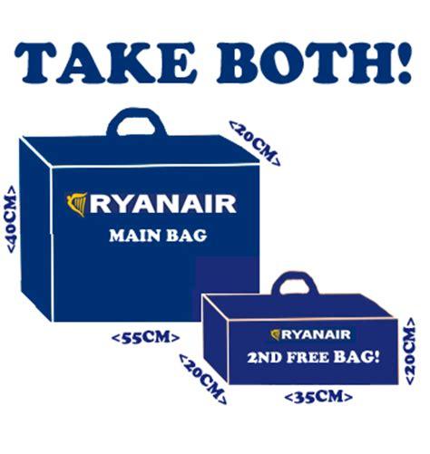 bagaglio a mano ryanair le nuove regole praticamente in