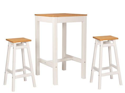 Table Haute Et Tabourets by 10 Tables Hautes Et Tabourets De Bar 224 Prix Doux Joli Place