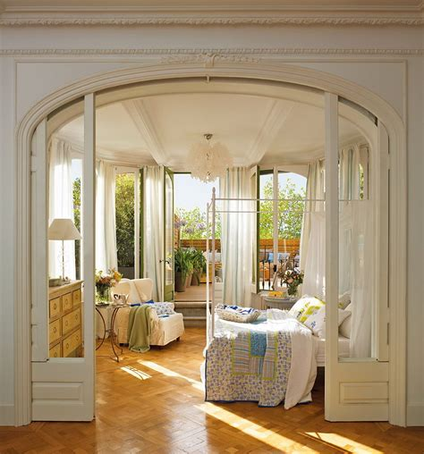 romantic bedroom decor romantic bedroom design with semicircular windows digsdigs