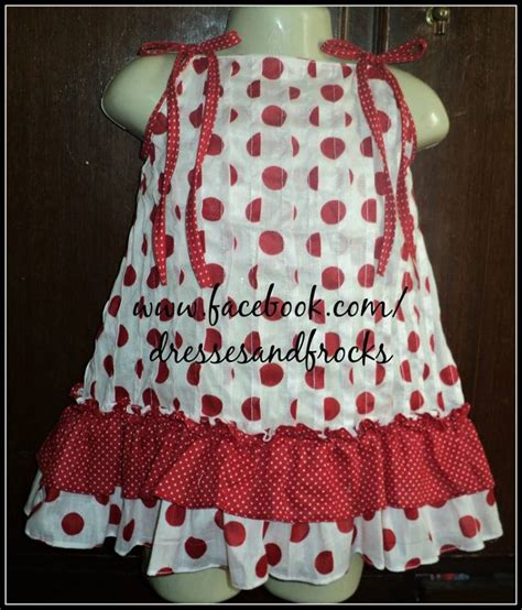 Handmade Baby Frocks Designs - cotton baby frocks designs the handmade crafts