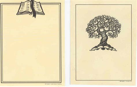 bookplate template bookplates