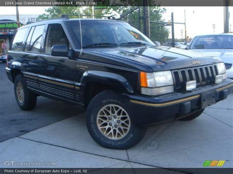 jeep grand limited 4x4 i a 1994 jeep grand 1994 jeep grand limited 4x4 in black photo no