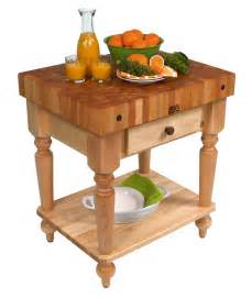 Oasis Island Kitchen Cart john boos butcher block tables kitchen islands