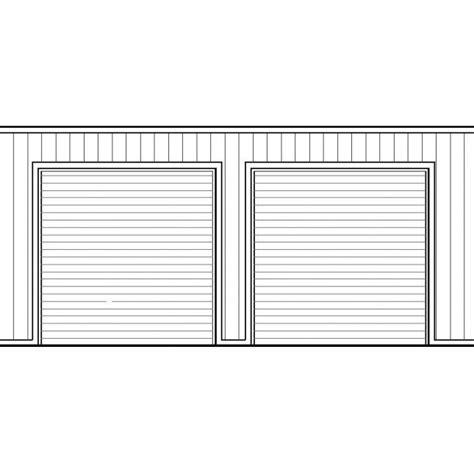 Cad Garage Doors by Roller Garage Doors Cad Block Cadblocksfree Cad Blocks Free