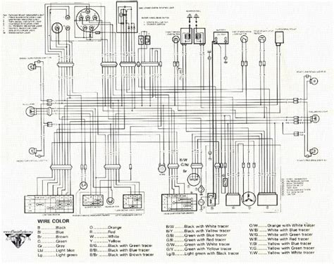 honda mt125 wiring diagram wiring diagram with description