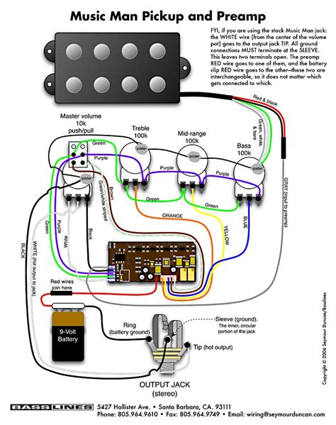electric guitar wiring diagram best free home