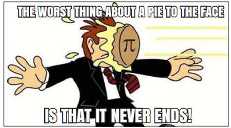 Pi Day Meme - pi day contest carson scholars fund