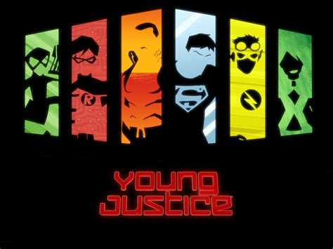 imagenes justicia joven young justice by stevenraybrown on deviantart