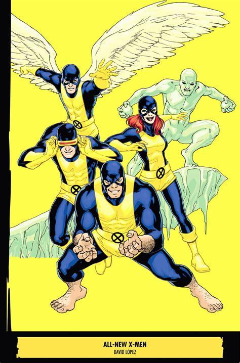 X Original all new original 5 comicnewbies
