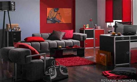 red and black living room ideas red and black living room designs