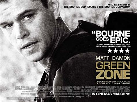 film action green zone green zone image gallery film review online
