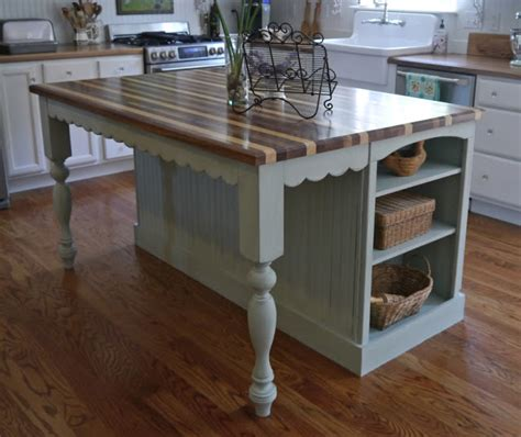 cottage style kitchen island top 28 cottage kitchen island 38 cozy and charming cottage kitchens digsdigs cottage