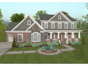 chancellor craftsman home plan 013d 0173 house plans and