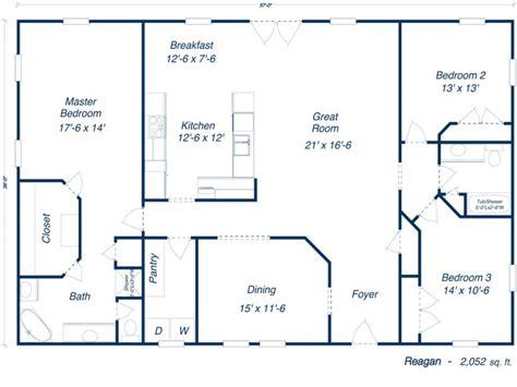 floor plans for barndominium plans furthermore 30 x 50 house floor plans besides