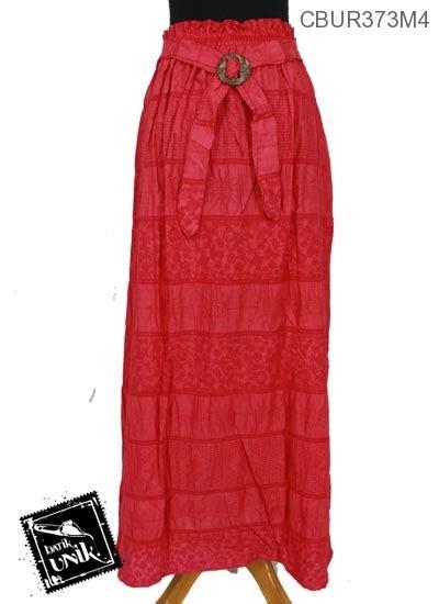 Rok Motif 4 rok panjang motif boto kembang rok murah batikunik