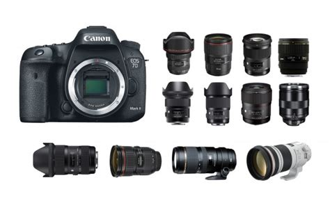 best eos best lenses for canon eos 7d ii news at