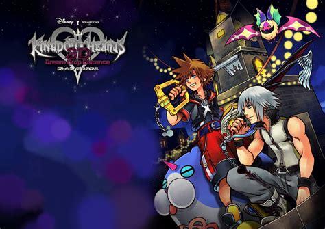 Kaset Kingdom Hearts 3d Drop Distance 3ds greysun s top 3ds wtfgamersonly