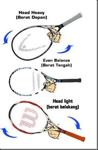 Raket Untuk Pemula kisi kisi hati tips memilih raket tennis untuk pemain yang baru belajar