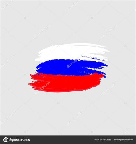 russian flag template gallery templates design ideas