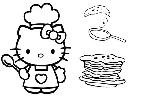 coloring pages of pan cake pancake day coloring pages16 coloring kids