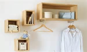 garderobe selber machen wandgarderobe selber bauen 26 kreative bastelideen