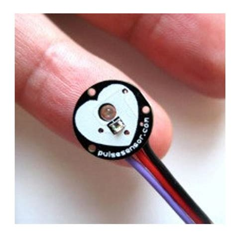 beat pulse sensor rate pulse sensor future electronics