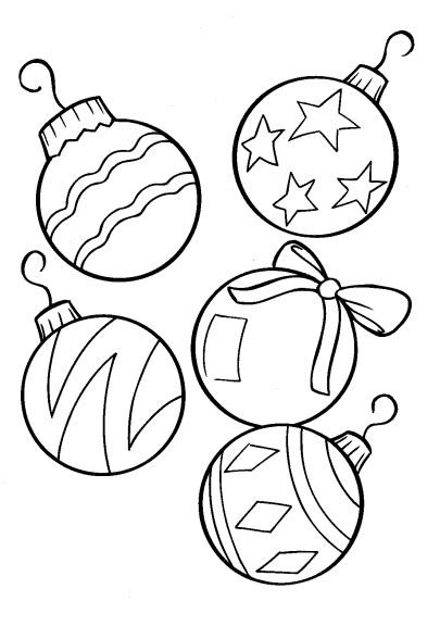 christmas in italy for kids coloring page pinterest coloriage boules noel 224 imprimer