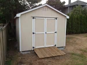 12 x 10 garden shed