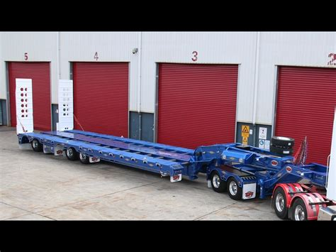 tuff trailers   loader deck widening  sale