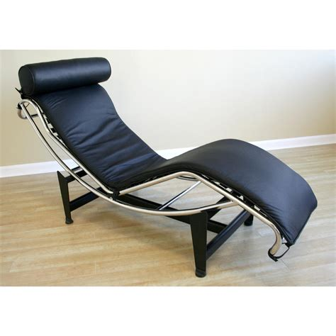 lounge chair for living room wholesale interiors 174 le corbusier chaise lounge chair 168134 living room at sportsman s guide