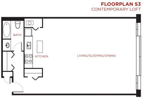 square open floor plans with loft simple rectangle house